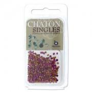 Chaton Steine PP17 Fuchsia ca 3gr.
