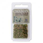 Chaton Steine PP17 Olivine ca 3gr.