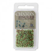 Chaton Steine PP17 Peridot ca 3gr.