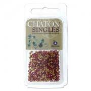 Chaton Steine PP17 Ruby ca 3gr.