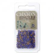 Chaton Steine PP17 Sapphire ca 3gr.