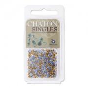 Chaton Steine PP17 Light Sapphire ca 3gr.