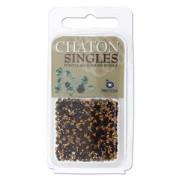 Chaton Steine PP17 Siam ca 3gr.