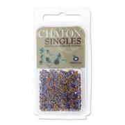 Chaton Steine PP17 Tanzanite ca 3gr.