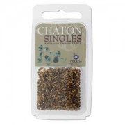 Chaton Steine PP17 Smokey Topas ca 3gr.
