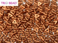 TRI Beads 4mm 01750 Copper ca 10 gr