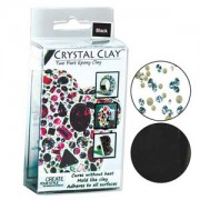 Crystal Clay 50gr Pack Black