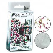 Crystal Clay 50gr Pack Silver