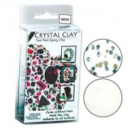 Crystal Clay 50gr Pack White