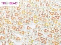 TRI Beads 4mm 00030-28701 Crystal AB beschichtet ca 10 gr