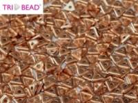 TRI Beads 4mm 00030-27101 Crystal Capri Gold ca 10 gr