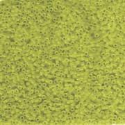Miyuki Delica Beads 1,6mm DB1266 transparent matt Lime ca 5gr