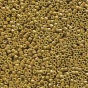 Miyuki Delica Beads 1,6mm DB2272 opaque glaced Pistachio ca 5gr