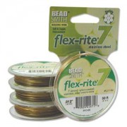 Flexrite 7strängig 0,3mm Bronze 9,14m