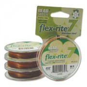 Flexrite 7strängig 0,3mm Copper 9,14m