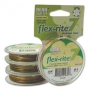 Flexrite 7strängig 0,35mm Bronze 9,14m