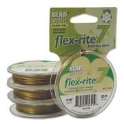 Flexrite 7strängig 0,45mm Bronze 9,14m