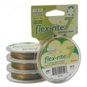 Flexrite 7strängig 0,5mm Bronze 9,14m