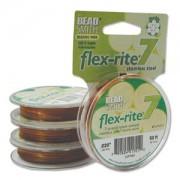 Flexrite 7strängig 0,5mm Copper 9,14m
