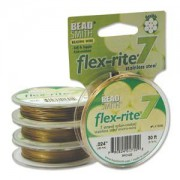 Flexrite 7strängig 0,6mm Bronze 9,14m