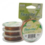 Flexrite 7strängig 0,6mm Copper 9,14m