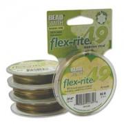 Flexrite 49strängig 0,35mm Bronze 9,14m