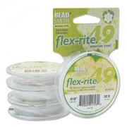 Flexrite 49strängig 0,45mm Weiß 9,14m