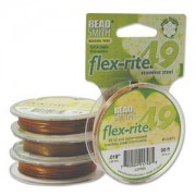 Flexrite 49strängig 0,45mm Copper 9,14m