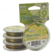 Flexrite 49strängig 0,6mm Bronze 9,14m