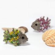 Anleitung Perlen fädeln - Fischli