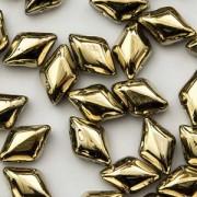 Gemduo 8x5mm Crystal Amber ca 10 Gramm