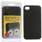 IPhone 4-4S Cover Black für PP17 Steine