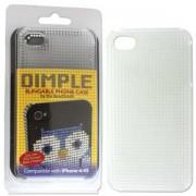 IPhone 4-4S Cover Clear für PP17 Steine