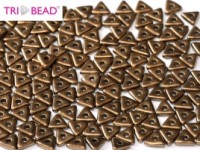 TRI Beads 4mm 23980-14415 Jet Bronze ca 10 gr