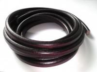 Lederband 10x7mm Braun 20cm lang