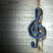 Anleitung Perlen fädeln - Melodia