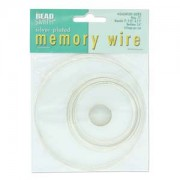 Memory Wire Set Silber
