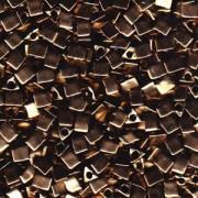 Miyuki Beads Sharp Triangle Beads 5mm 0457 metallic Bronze 12 Gr.