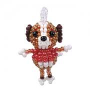 Miyuki Charm Kit No. 28 Hund  Doggy