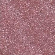 Miyuki Delica Beads 1,6mm DB0106 transparent luster Mauve 5gr