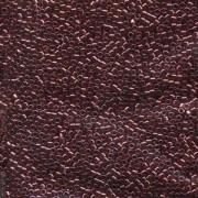 Miyuki Delica Beads 1,6mm DB0116 transparent luster Garnet 5gr