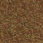 Miyuki Delica Beads 1,6mm DB0119 Transparent luster Honey 5gr