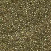 Miyuki Delica Beads 1,6mm DB0124 transparent luster Chartreuse 5gr