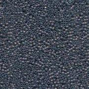 Miyuki Delica Beads 1,6mm DB0134 rainbow Browny Turquoise Violet 5gr