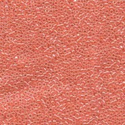 Miyuki Delica Beads 1,6mm DB0235 opaque luster Coral 5gr
