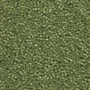 Miyuki Delica Beads 1,6mm DB0263 Opaque luster Cactus 5gr
