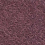 Miyuki Delica Beads 1,6mm DB0265 Opaque luster Mauve 5gr
