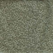Miyuki Delica Beads 1,6mm DB0383 matt transparent Oyster 5gr