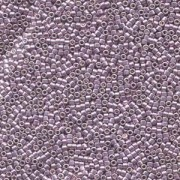 Miyuki Delica Beads 1,6mm DB0419 dyed galvanized Dark Rose 5gr