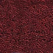 Miyuki Delica Beads 1,6mm DB0654 opaque Dark Red 5gr